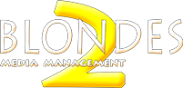 2 Blondes Media Logo